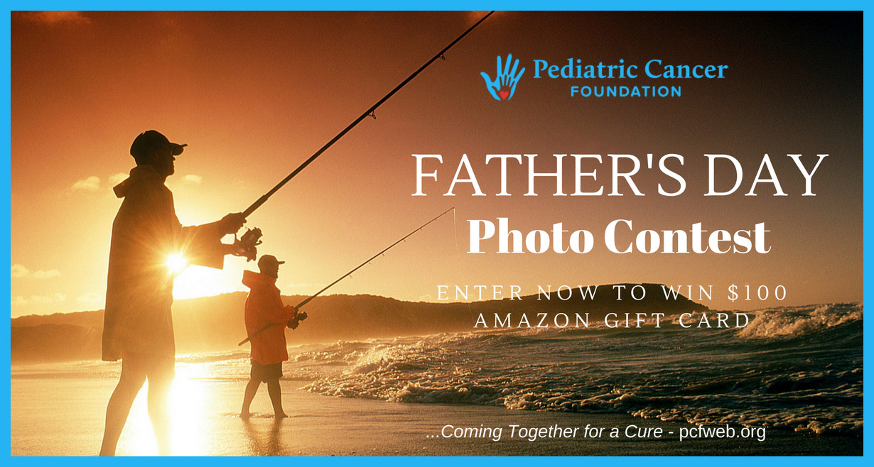 PCF Father's Day Contest