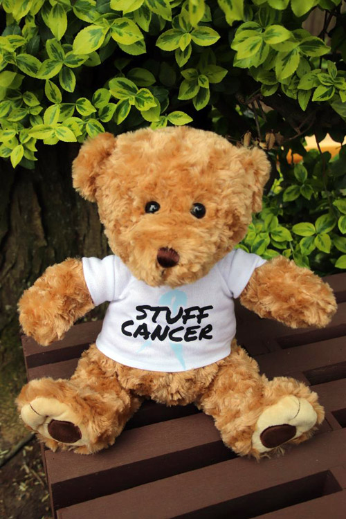 Stuff Cancer Bear