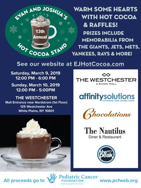 PCF Hot Cocoa Stand