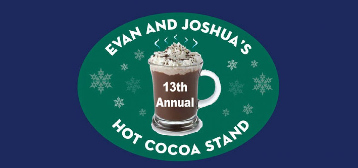 Pediatric Cancer Foundation Hot Cocoa Fundraiser