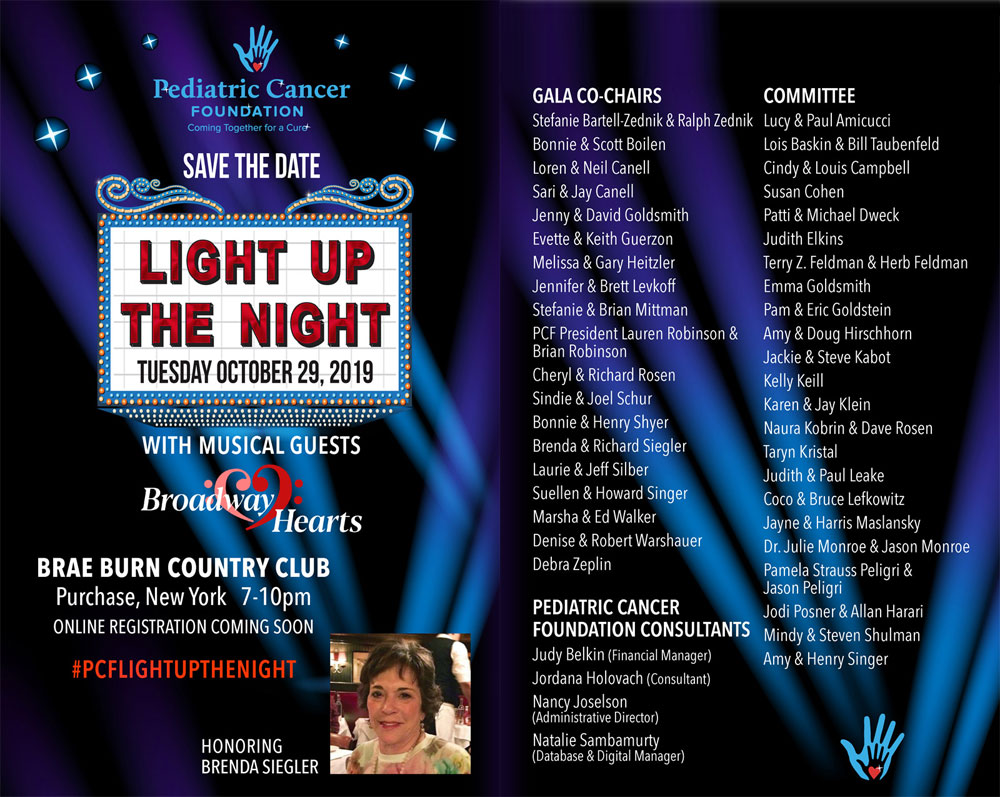 PCF Light Up The Night, October 29, 2019