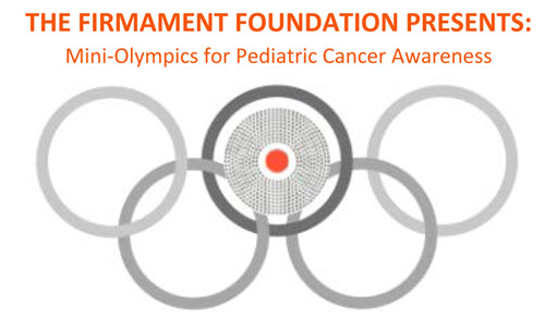 Mini-Olympics for Pediatric Cancer Awareness