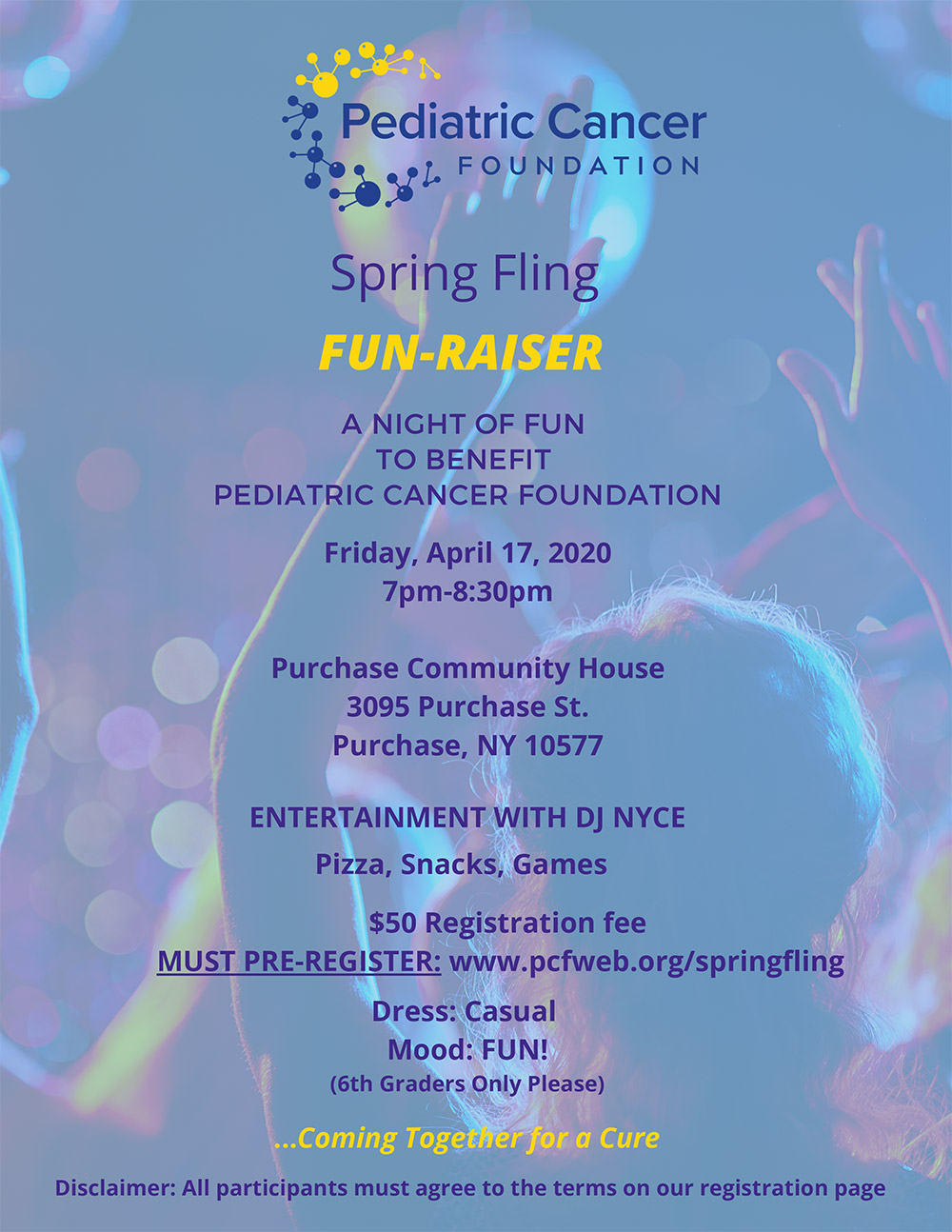 Spring Fling Fun-Raiser April 17